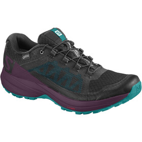 Salomon XA Elevate GTX Shoes Damen black/potent purple/tropical green
